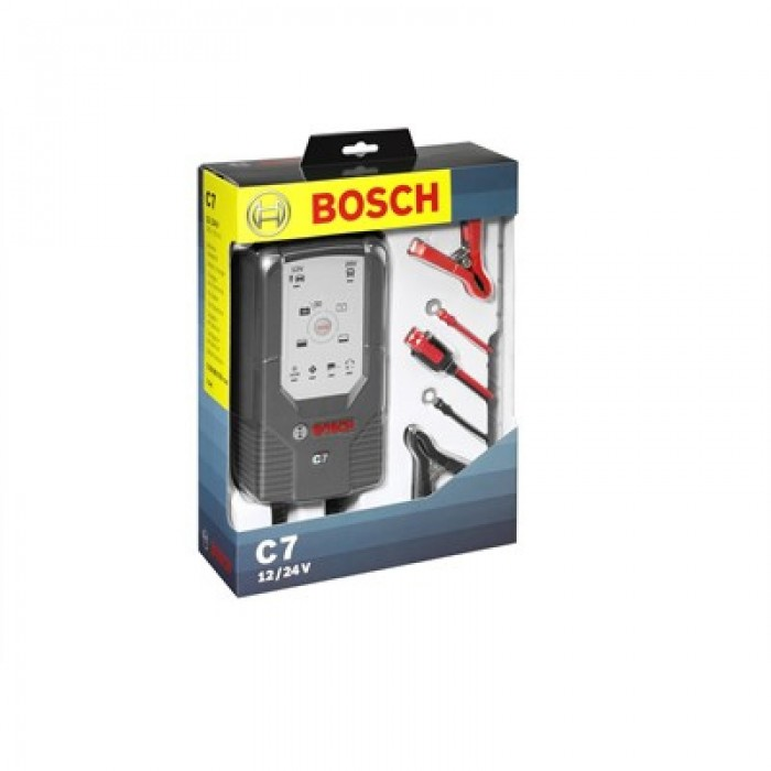 bosch c7 smart battery charger online hardware store in malaysia. Black Bedroom Furniture Sets. Home Design Ideas