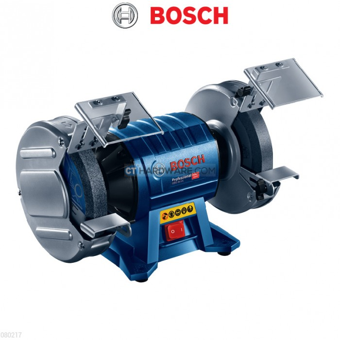 Bosch Gbg60 20 Double Wheeled Bench Grinder Professional