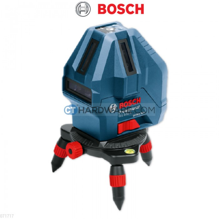 bosch gll 5 50 x professional line laser malaysia 39 s top choice for quality products for trade. Black Bedroom Furniture Sets. Home Design Ideas