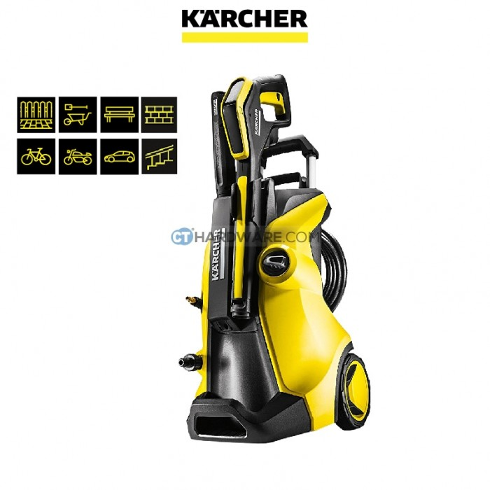 karcher k5 premium full control high pressure washer 145. Black Bedroom Furniture Sets. Home Design Ideas