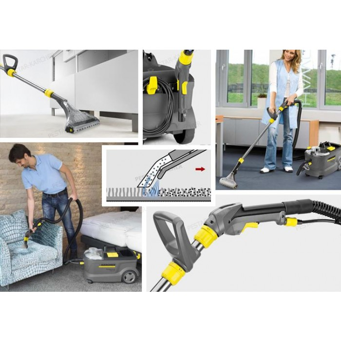 karcher puzzi 10 1 spray extraction cleaner malaysia 39 s. Black Bedroom Furniture Sets. Home Design Ideas
