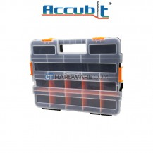 Accubit G382 Plastic One-Side Organizer 37.5 x 29 x 6.7cm