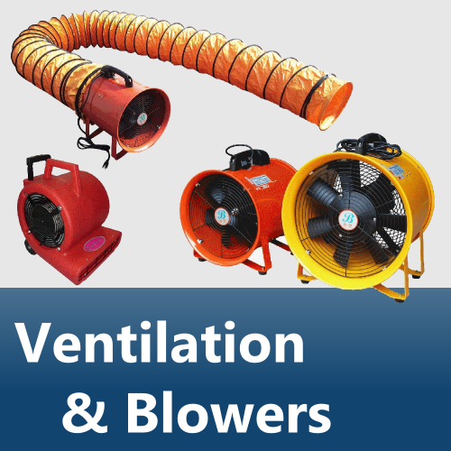 Industrial Ventilation Fan and Portable Blower Malaysia ...