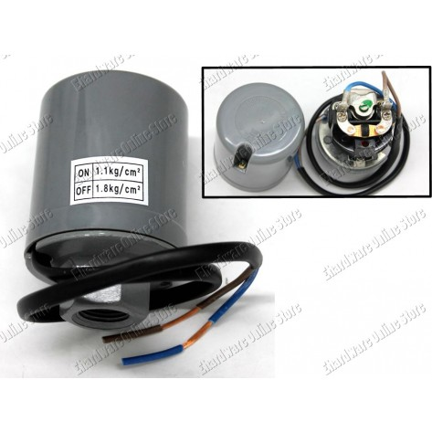 "SK-3B PRESSURE SWITCH 3/8"" (ROUND) WATER PUMP 307WPS38"