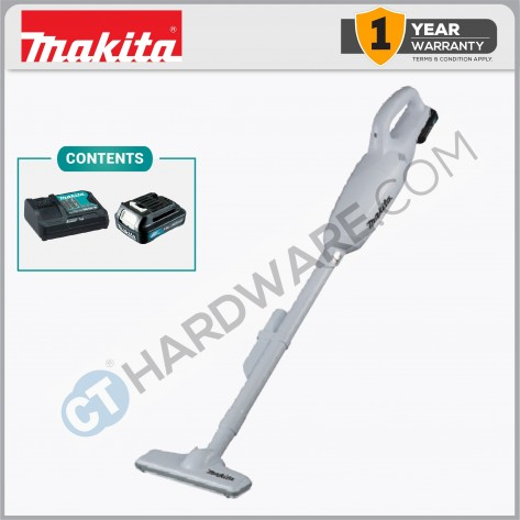 Makita CL106FDWYW 12V Cordless Cleaner