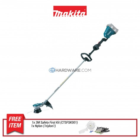 MAKITA DUR364LRM2 36V XPT CORDLESS GRASS TRIMMER WITH BRUSHLESS MOTOR (LXT SERIES)