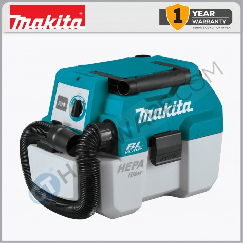 MAKITA DVC750LZ 18V Cordless Portable Vacuum Cleaner (Bare Tool only)