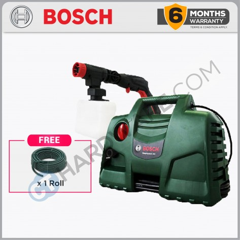 Bosch EasyAquatak100 Pressure Cleaner 1200W 100Bar