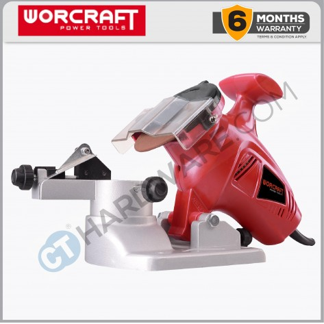 Worcraft SS18100 Chain Saw Sharpener 180W 6300Rpm