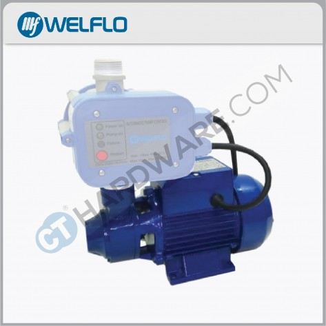 "WELFLO WEQB60  CENTRIFUGAL PUMP 1"" 370W 35L / MIN 30M / H (Body Only)"