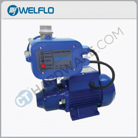 WELFLO WEQB60PC Centrifugal Pump (with Pressure Control)