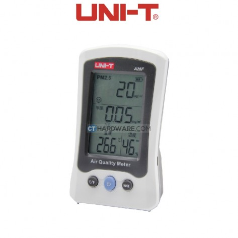 UNI-T A25F PM2.5 Meter (Air Quality Detector)
