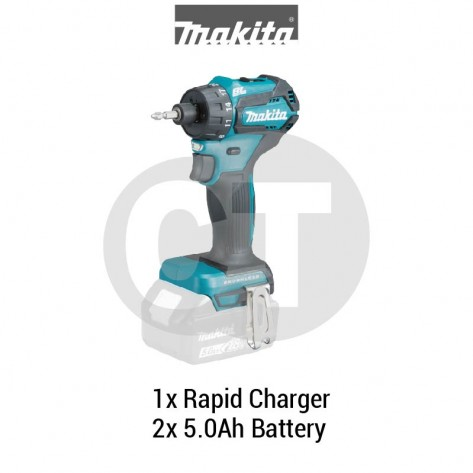 MAKITA DDF083RTE Cordless Driver Drills LXT SERIES WITH BRUSHLESS MOTOR