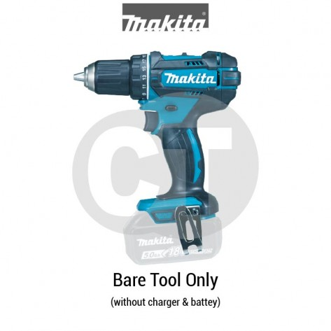 MAKITA DDF482Z Cordless Driver Drill (TOOL ONLY) (LXT SERIES)