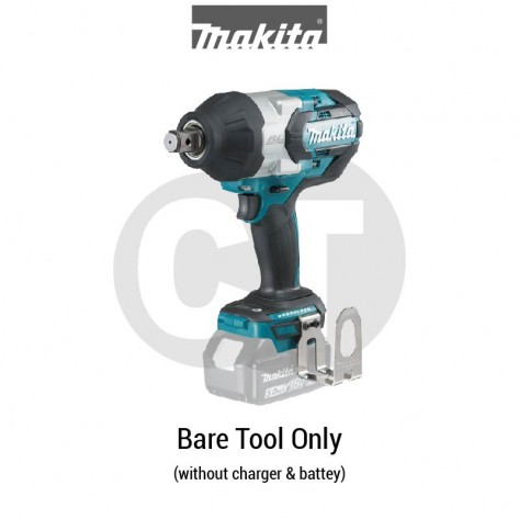MAKITA DTW1001Z 19MM (3/4'') CORDLESS ANGLE IMPACT WRENCH