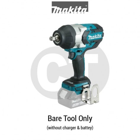 MAKITA DTW1002Z 18V Cordless Brushless Impact Wrench (TOOL ONLY) (LXT SERIES)