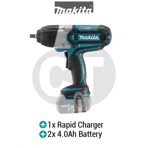 """MAKITA DTW450RME 1/2"""" 18V Cordless Impact Wrench (LXT SERIES)"""