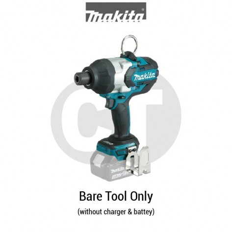 MAKITA DTW800Z 11.1MM (7/16'') CORDLESS IMPACT WRENCH WITH BRUSHLESS MOTOR (TOOL ONLY) (LXT SERIES)
