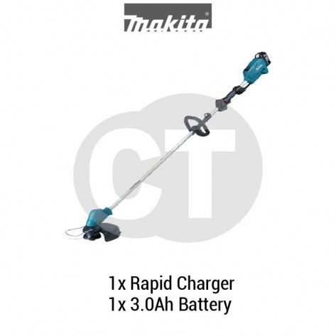 MAKITA DUR182LRF 18V XPT CORDLESS GRASS TRIMMER WITH BRUSHLESS MOTOR (LXT SERIES)