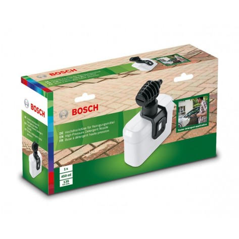 Bosch F016800509 New 450 Foam High Pressure Detergent Nozzle (All AQT Range)