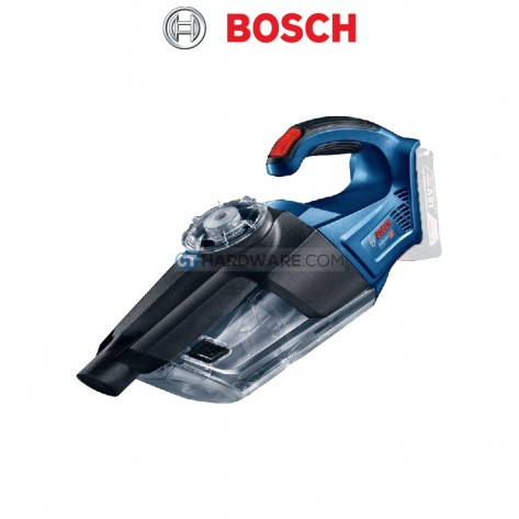 Bosch GAS18V-1 SOLO Professional Cordless Vacuum Cleaner 18V (No Battery & No Charger)