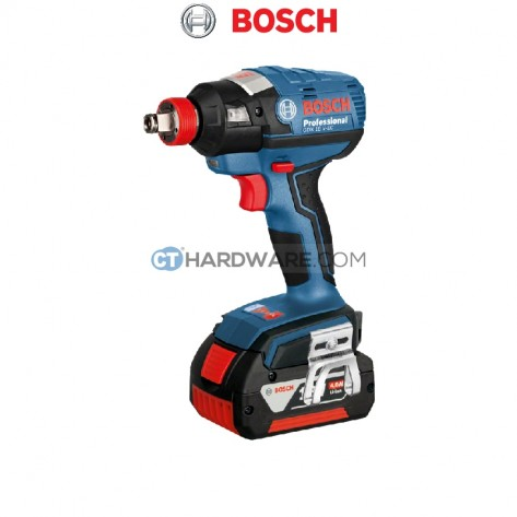 Bosch GDX18VEC Professional Cordless Impact Driver/Wrench 18V 4.0Ah