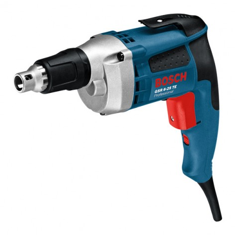 Bosch Depth Stop Screwdriver GSR 6-25 TE