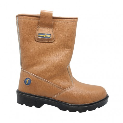 Goodyear GY3601/GY3602/GY019 Eagle Rig Safety Shoes Professional Series