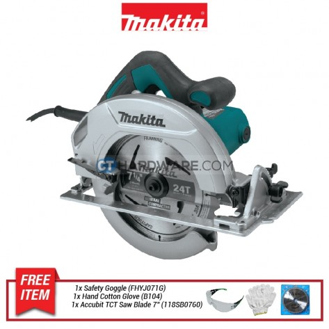 MAKITA HS7600 185MM (7-1/4″) – CIRCULAR SAW
