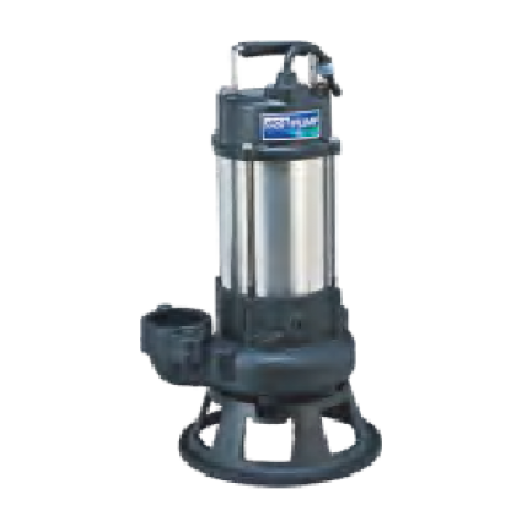 HCP F21PFA Effluent Submersible Pump (Auto)