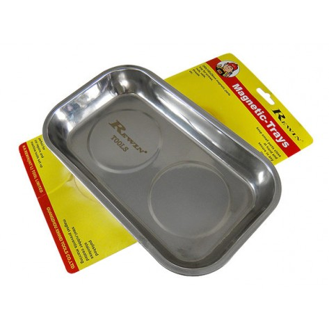 Rewin RCL001 S/Steel Magnetic Tray (Square)