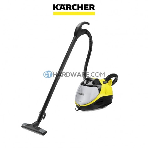 KARCHER SV 7 Steam Vacuum Cleaner (Yellow)