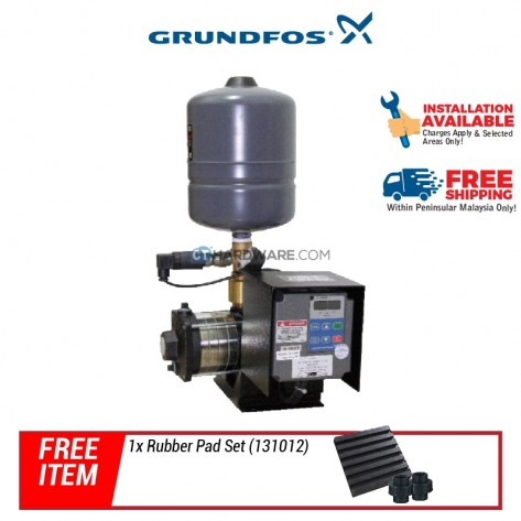Grundfos Variable Speed Booster Pump UNI-E CM3-5