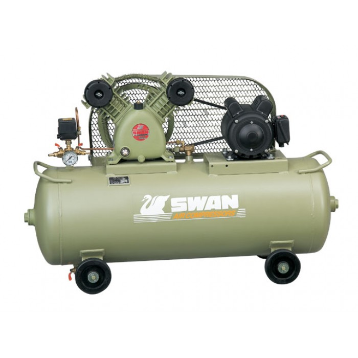 Swan 2hp Air Compressor S Series 5l Tank Svp 202