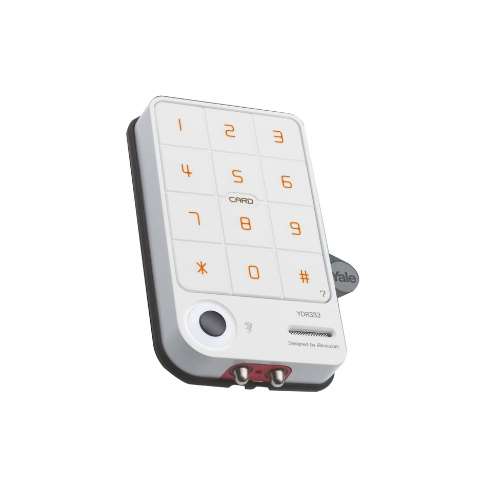 Yale Ydr333 Digital Door Lock With Pin Code Rf Card Key Rim How To Build Electronic Security