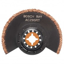 Bosch ACZ85RT HM-RIFF Segment Blade for Grout and Abrasive 85mm 2608661642