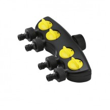 Karcher 26450120 Tap Adaptor w/4 Outlets