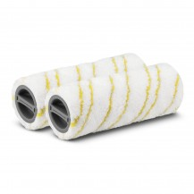 Karcher 20550060 Microfiber Roller Set (Yellow) FC5