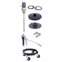 Graco 25C549 Mobile LD Series 50:1 Grease Pump Package