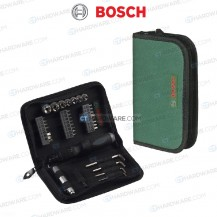 Bosch 38pcs Screwdriver Bit Mixed & Socket Set