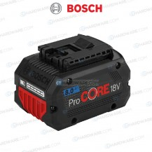 Bosch ProCore Battery Pack 18V 8.0Ah (1600A016GK)
