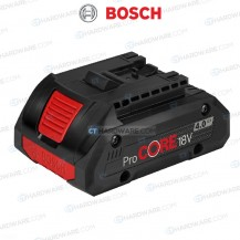 Bosch ProCore Battery Pack 18V 4.0Ah (1600A016GB)