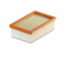 Karcher 28630050 Flat Pleated Filter For MV4/WD4 and MV5Premium/WD5Premium