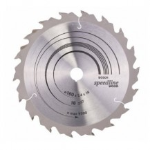 BOSCH TCT SAW BLADE 235MM  7 1/4  X 40T  BORE SIZE 30MM  ( FOR WOOD )
