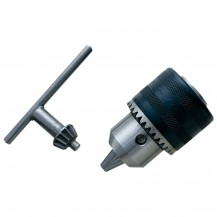 "Hitachi 1/2"" (10mm) Chuck (1/2"" -20UNF) & Key (401506)"