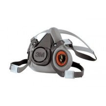 3M 6200 Medium Half Facepiece Respirator