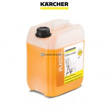 Karcher 62953580 Plastic Cleaner Cleaning Agents 5L