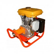 Robin EY20-3D 5.0HP Petrol / Gasoline Engine with Half Frame & 19mm Shaft