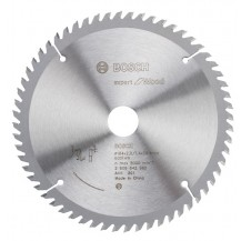 "BOSCH 2608643046 TCT Saw Blade 160mm (6-1/8"") x 40T 20mm Bore Expert For Wood"