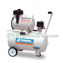 SWAN - 1.5HP Oil-less Air Compressor DR-Series DR-115